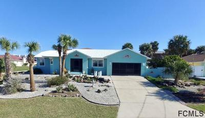 Flagler Beach Single Family Home For Sale: 1360 Daytona Ave N