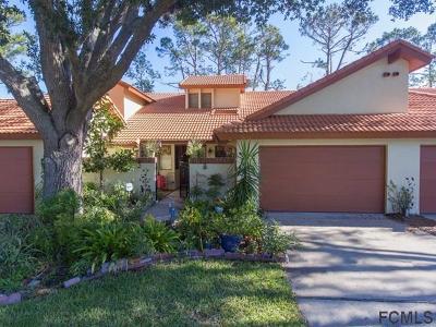 Palm Coast FL Condo/Townhouse For Sale: $158,900