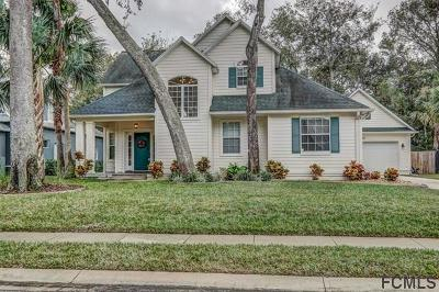 Flagler Beach Single Family Home For Sale: 10 Hanover Drive