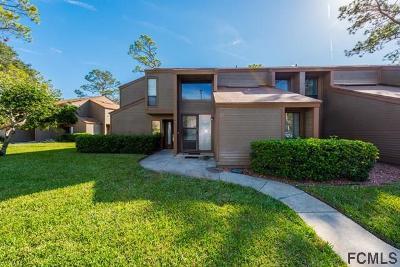 Palm Coast FL Condo/Townhouse For Sale: $149,900