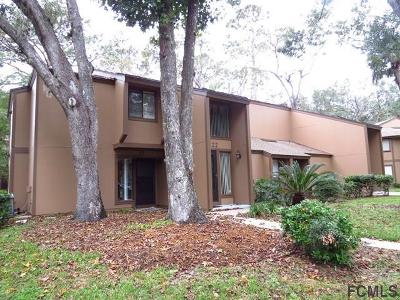 Palm Harbor Condo/Townhouse For Sale: 21 Mid Pines Circle #21