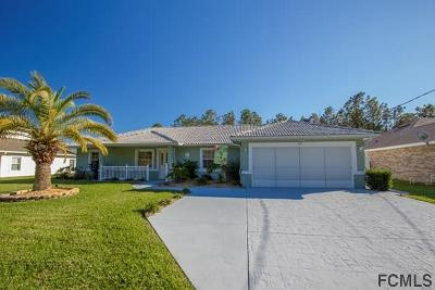 Palm Harbor Single Family Home For Sale: 42 Fernmill Lane