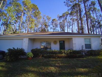 Indian Trails Single Family Home For Sale: 46 Beauford Ln