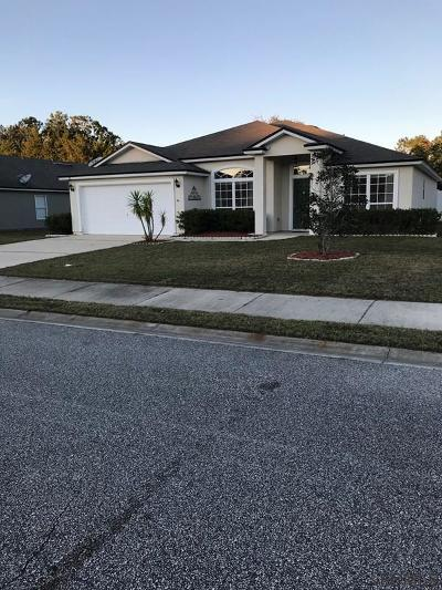 Palm Coast Single Family Home For Sale: 22 Riviera Estates Drive