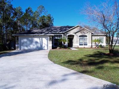 Palm Coast Single Family Home For Sale: 6 Red Oak Place