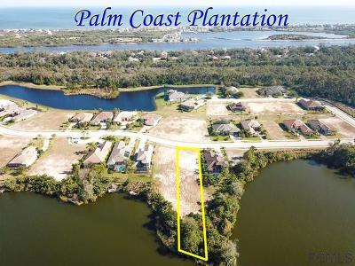 Palm Coast Plantation Residential Lots & Land For Sale: 154 Heron Dr