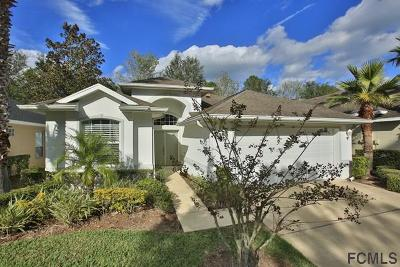 Palm Coast Single Family Home For Sale: 14 West Waterside Pkwy