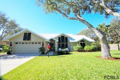 Flagler Beach FL Single Family Home For Sale: $449,900