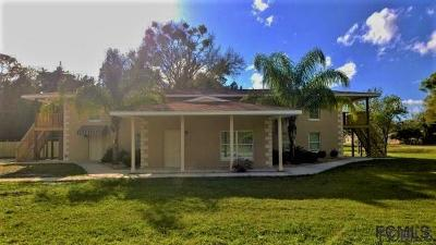 Bunnell Multi Family Home For Sale: 601 Hardy Street