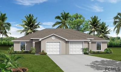 Palm Coast Multi Family Home For Sale: 89 Pine Haven Dr