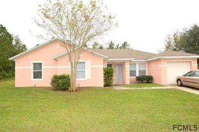 Matanzas Woods Single Family Home For Sale: 71 Leaver Drive