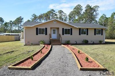 Bunnell Single Family Home For Sale: 1278 Cinnamon St