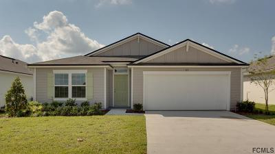 Bunnell Single Family Home For Sale: 125 Golf View Court
