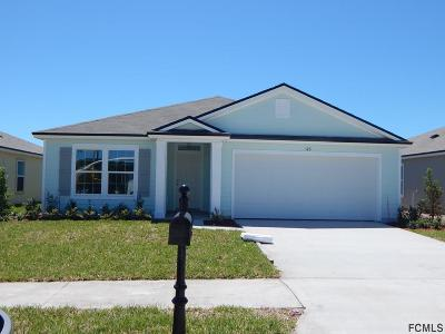 Bunnell Single Family Home For Sale: 123 Golf View Court