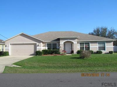Matanzas Woods Single Family Home For Sale: 10 Louisiana Dr