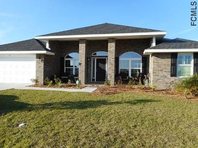 Flagler Beach Single Family Home For Sale: 18 Eagle Lake Dr
