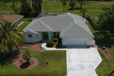 Matanzas Woods Single Family Home For Sale: 89 Lake Success Dr