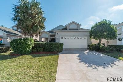 St Augustine Single Family Home For Sale: 273 Sea Woods Drive N