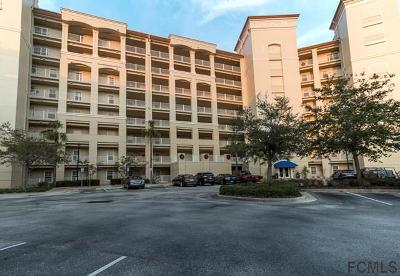 Palm Harbor Condo/Townhouse For Sale: 146 Palm Coast Resort Blvd #302