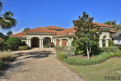 Hammock Beach Single Family Home For Sale: 17 Hammock Beach Pkwy