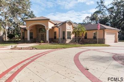 Palm Coast Single Family Home For Sale: 10 Live Oak Lane