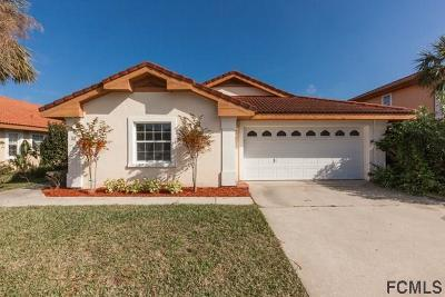 Lakeside At Matanzas Shores Single Family Home For Sale: 12 San Pablo Court