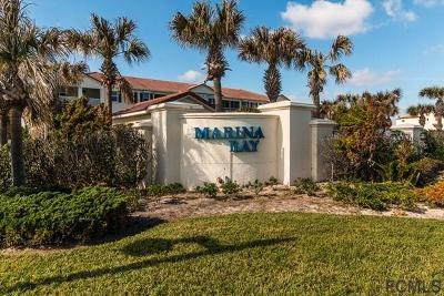Flagler Beach Condo/Townhouse For Sale: 300 Marina Bay Drive #306