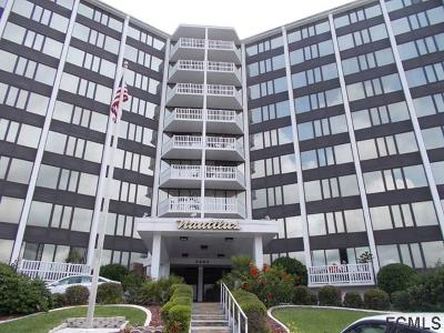 Flagler Beach Condo/Townhouse For Sale: 3580 S Ocean Shore Blvd #509