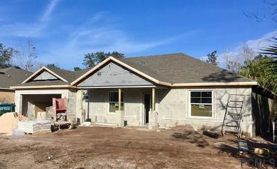 Seminole Woods Single Family Home For Sale: 4 Sea Board Court