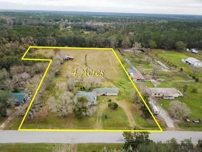 Bunnell Single Family Home For Sale: 4757 Cr 305