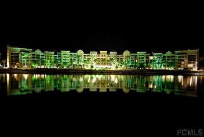 Palm Coast Condo/Townhouse For Sale: 102 Yacht Harbor Dr #461