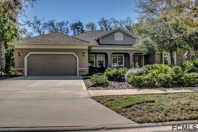 Palm Coast Single Family Home For Sale: 9 Sweetwater Court