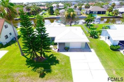 Flagler Beach Single Family Home For Sale: 337 N 12th St