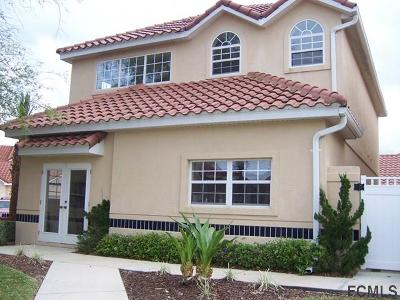 Palm Coast Condo/Townhouse For Sale: 17 Marina Point Place #17