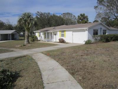 St Augustine Single Family Home For Sale: 274 Almansa Rd