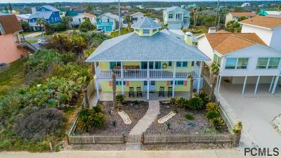 Flagler Beach Single Family Home For Sale: 2660 Ocean Shore Blvd S