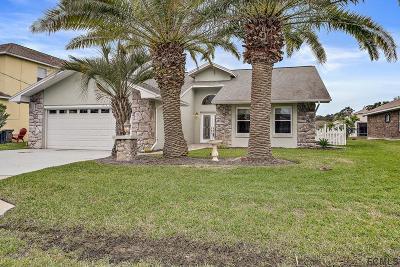 Palm Coast Single Family Home For Sale: 17 Corona Court