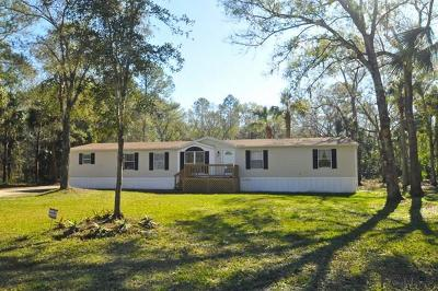 Bunnell Single Family Home For Sale: 6351 Cherry Lane