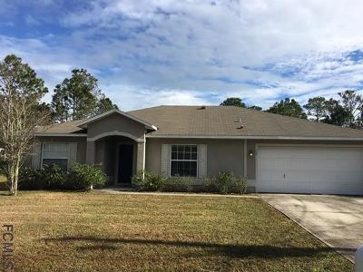 Seminole Woods Single Family Home For Sale: 33 Seathorn Path