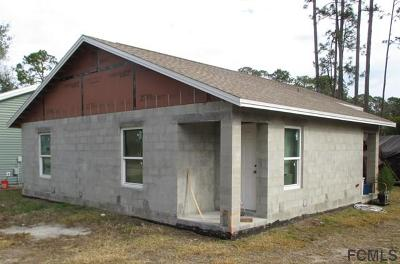 Flagler Beach Single Family Home For Sale: 405 Connecticut Avenue
