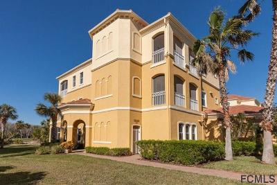 Palm Coast Condo/Townhouse For Sale: 130 Avenue De La Mer #1601