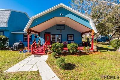 Palm Coast FL Single Family Home For Sale: $350,000