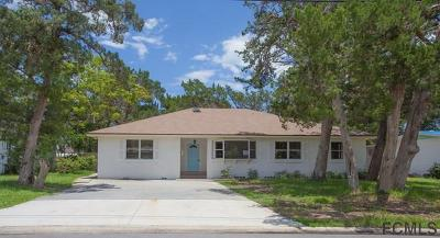 St Augustine Single Family Home For Sale: 496 Arricola Ave