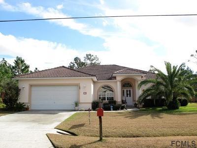 Palm Coast Single Family Home For Sale: 32 Presidential Lane
