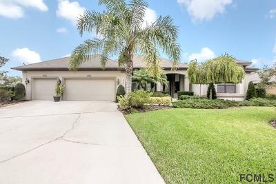 Ormond Beach Single Family Home For Sale: 1016 Lake Bridge Dr