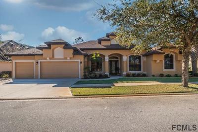 Palm Coast Single Family Home For Sale: 57 Eastlake Drive