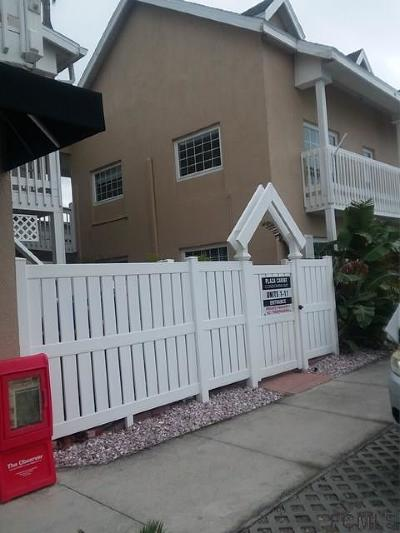 Flagler Beach Condo/Townhouse For Sale: 301 Central Ave S #8