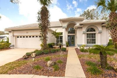 Palm Coast FL Single Family Home For Sale: $429,700