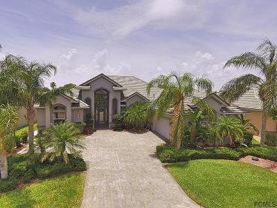 Palm Coast FL Single Family Home For Sale: $697,000