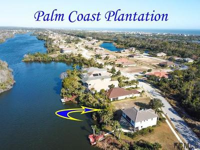 Palm Coast Plantation Residential Lots & Land For Sale: 176 Heron Dr
